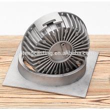 piezas de metal de ingeniería de aluminio de buena calidad