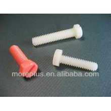 Slotted Hex Head Bolt Plastic Screw