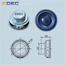 40mm 5w Bluetooth speaker