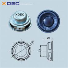 Haut-parleur Bluetooth 40 mm 5 W