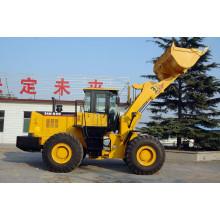Carregador da roda de 5 toneladas / 3m3 / 162kw, carregador (SINOHENG856)