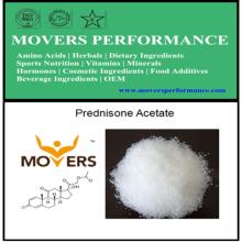 Esteroide fuerte: Polvos anabólicos de acetato de prednisona