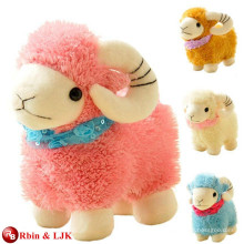 customized OEM design! stuffed sheep soft toy plush ram