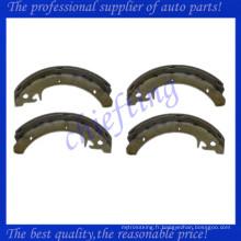 GS8210 MFR262 361446B 21083502090 2108350209001 2108350209002 2108-3502090-01 pour sabot de frein zaz de haute qualité