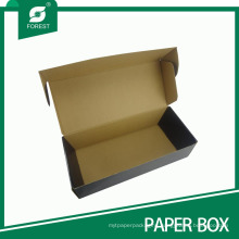 B/E Flute Color Cardboard Shipping Box Wholesale