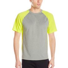 工場カスタマイズされた新しいデザインのカラフルなメンズTシャツ