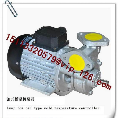 Mold Temperature Controller Pumps