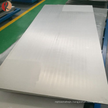 pure 99.99 titanium metal plate price