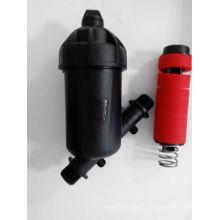 Filtre à disque Y Type 120mesh moyen filtre en plastique pour l'irrigation