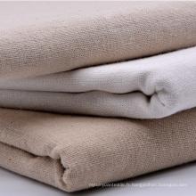 70% Coton + 30% Tissu en lin en gros pour chemise