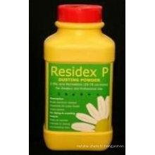 PERMETHRINE 0,5% DE POUSSIÈRE (RESIDEX P DUST)