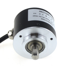 Yumo Isc5008-001g-360abz-5-24L Gehäuse 50mm Welle 8mm 360 Impulse Solidy Welle Inkremental Drehgeber
