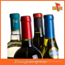 customizable water proof attractive beer bottle neck label