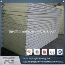 Maquinaria de construcción eps panel de fabricación de la máquina eps línea de producción del panel