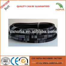 SPA v-belt rubber belt from China supplier
