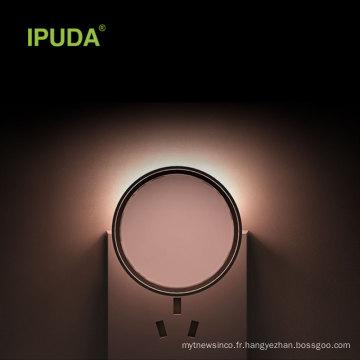 IPUDA A3 veilleuse intérieur / extérieur détecteur de mouvement lumière maison lampe de secours