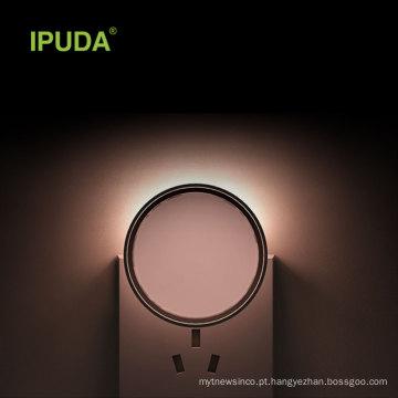 Luz esperta do protetor da iluminação 2700k da lâmpada da noite do cuidado do bebê de IPUDA A3 mini