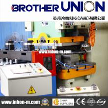 100-600mm rodillo frío que forma la máquina automática de la fabricación de la bandeja del cable