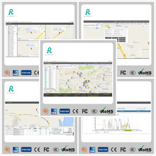 GPS Tracking Platform Tracking Software Provide Customize GS102