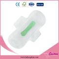 Ultradünne atmungsaktive Tageszeit verwendet Maxi Damen Damenbinden mit Ionen-Verteiler