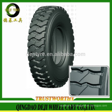 tôle d'acier pneu radial pour camions de Chine / bus pneu 11.00R20 12.00R20