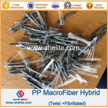 Macrophotographie fibre fibre fibre PP