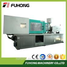 Ningbo Fuhong 138ton 1380kn máquina de moldagem por injeção plástica automática completa