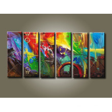 Hot Sale Modern Art Canvas Abstract Oil Painting