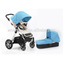 Estilo Europeo plegable Baby Stroller