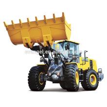Capacité de seau du chargeur ZL50GN 3m3 de chargeur de roue de 5 tonnes de XCMG à vendre