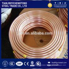 copper tube rectangular copper pipe/ square copper tube