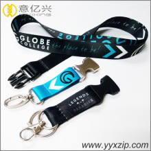 custom high quality fashion uniform lanyard uniform