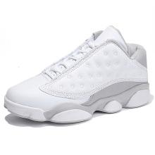 Chaussures pour hommes confortables et respirantes en cuir PU