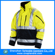 Shenzhen Wholesale Fluorescent Safety 3m Reflective Jackets