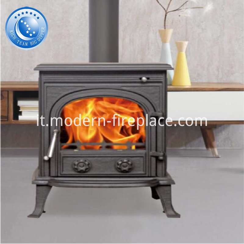 9KW Best Wood Burning Stoves Cast Iron