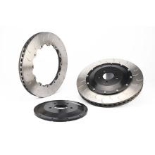 Sistema de freio modificado 295 * 24mm J gancho disco de freio Para CP9200 pinças