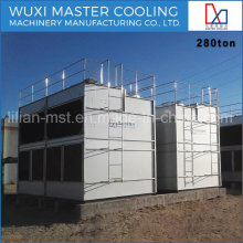 Msthb-280 Cross Flow Cooling Tower High Efficient
