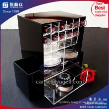 Factory Custom Made Acrylic Lipstick Tower