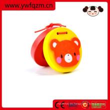 Venta al por mayor Mini Castanet Wooden Toy