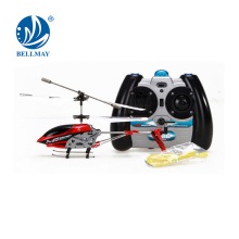 New Arrival!3.5 Channels Alloy Infrared RC Helicopter with Gyroscope And LED Light