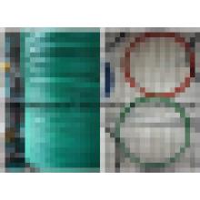 Proveedor de China de alambre recubierto de PVC en alta calidad