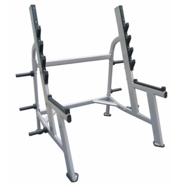 Kommersiell gymnastikutrustning Squat Rack
