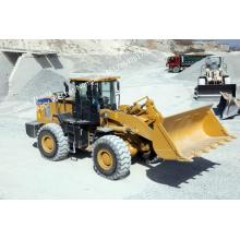SEM659C 5 TON Mesin Wheel Loader Sedang SDEC