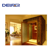 Safe Villa Elevator for Construction Use From Delfar