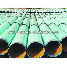 Ssaw tubo de aço / tubulação de solda / ssaw tubulação de água do tubo