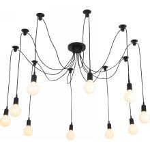 Moderno diseño de hierro colgante lámpara colgante (MD4110A-10B)
