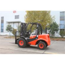 4x4 Rough Terrain Forklift 3.5 ton