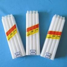 Madagascar White Pillar Stick Vela para uso doméstico