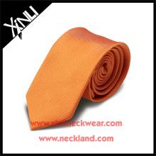 Nettoyer à sec seulement 100% Cravates en soie italien fait à la main Hommes Jaune