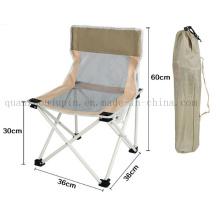 Chaise de camping pliable de directeur de peinture pliable portative extérieure portative